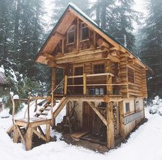 Log cabin inspiration