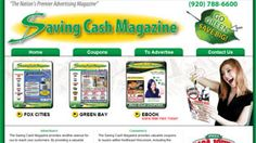 Saving Cash Magazine - Coupon magazine covering the Fox Cities and Green Bay