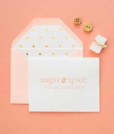Sugar & Spice | Sugar Paper Los Angeles