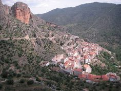 Ayna. Segura mountains . Albacete. Spain