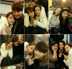 Last day on the set of Heirs.....