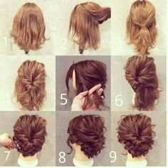 Hairstyles For Prom For Short Hair 20 Gorgeous Prom Hairstyle Designs For Short Hair Prom Hairstyles