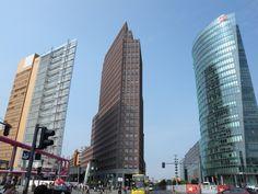 Renzo Piano, Potsdamer Platz - Berlin
