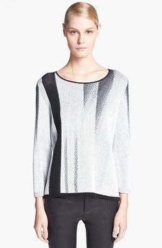 Helmut Lang Gradient Sweater available at #Nordstrom