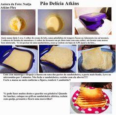 Farinha de Amêndoas | ATKINS FLEX BLOG