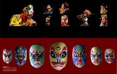 The original bian lian or face changing come from Chinese, find it at SMS 1-3 Feb 2013, every 4pm & 7pm!!