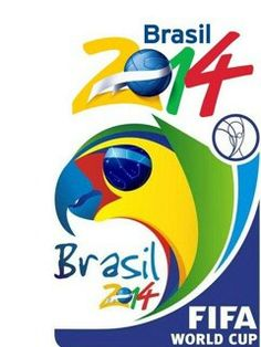 Brazil FIFA World Cup 2014 poster
