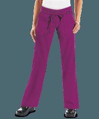 Koi Comfort Scrubs Morgan Knit Waist Cargo Pant
