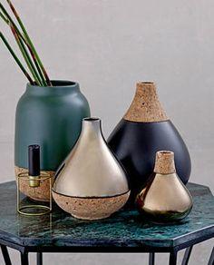 Vase Korkboden Ceramic