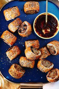 Australian Recipes, Australian Food, Corner Bakery, Sausage Rolls, Rolls Recipe, Turkey Recipes, Lamb, Pork, Beef