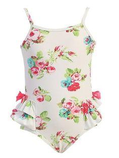 *Amazon.com: 1 PC. Girls Rose Swimwear: Clothing- for Isabella