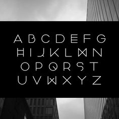 HAUS Haus is a strong and clear display font, inspired by minimalistic architecture. It has powerful unique characters, but its industrial shapes make it an easy-to-read typeface. A modern combination of art deco and bauhaus, successfully simplified.