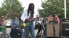"""Tina Hendrix Presents: Simply Leland & the Proteges """"Red House"""" Jimi Hen..."""