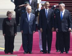 Photos: Obama's first trip to Israel as president — MSNBC