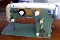 Vintage Crown sewing machine