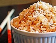 Try a Brown Coconut Rice Side Dish Twist That's Sure to Please: Delicious Thai Brown Coconut Rice!