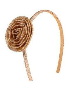 Glitter tulip headband | Gap