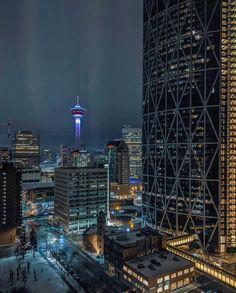 See You Again, Calgary, Empire State Building, Good Night, Your Photos, Skyscraper, Tourism, Canada, Explore