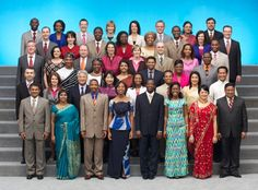 Watchtower Bible School of Gilead—Graduation of 133rd Class All national groups BEAUTIFUL!