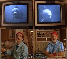 """Wes Anderson """"The life aquatic with Steve Zissou"""""""