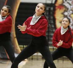 Girls Medium Hip Hop just performed at the Best of the West competition. More to come. #dance #hiphop @alemanydanceteam