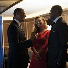 Beyonce and Jay Z @ their Fundraiser for President Barack Obama.