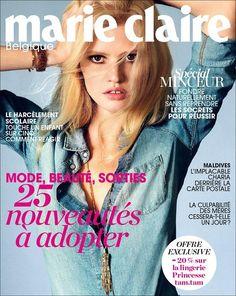 Marie Claire Belgium May 2015 Cover (Marie Claire Belgium)