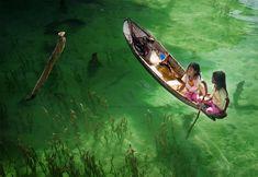 transparent river- Malaysia