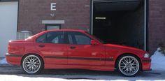 BMW E36 M3 Sedan