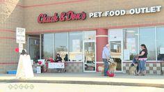 Chuck & Don's Pet Food Outlet - Cottage Grove