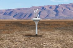 A new device dubbed Water Seer promises up to 11 gallons of clean drinking water each day, collected from the air using condensation and a simple wind turbine. Water From Air, Access To Clean Water, Water Day, Water Well, Safe Drinking Water, Water Collection, Rainwater Harvesting, Energy Harvesting, Greenhouse Gases