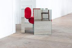 Invisible Armchair, Rooms Design