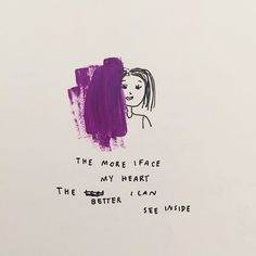 WEBSTA @ themelodyh - My Heart: You're there. You're always there. But I'm afraid to look at you. To look at me. I'm afraid of what I'll see. I'm afraid to feel. I'm afraid of what I can't control. I don't want to get messy. I'm embarrassed. It's safer this way. Everyone else in my class don't talk about it. It's probably not cool. (But, wait, I think I want to) / #BecauseHonestlyseries
