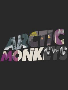 Arctic Monkeys --- found my new wallpaper