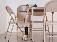I Feel Tiny: Giant Furniture