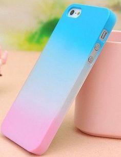 Que hermosa funda para Iphone Touch!
