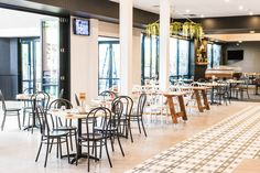 Classico chairs at The Woodcroft Hotel– Woodcroft | Concept Collections