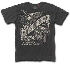 Image of Motordrome T-shirt