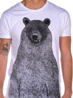 bear tee - Buscar con Google