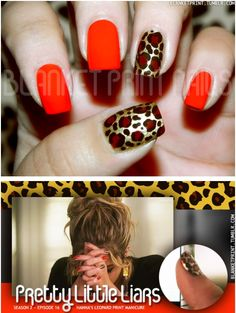 I do like how bold these look. Not a big fan of the leopard print though...:\ Otherwise, CUTE!