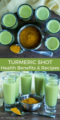 Are turmeric shot health benefits backed by scientific evidence? Or, is it another hyped up superfood celebrities love to place on a pedestal? via @allnaturalideas