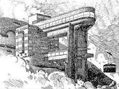 """maurice braillard""的图片搜索结果 Louvre, Building, Travel, Viajes, Buildings, Destinations, Traveling, Trips, Construction"