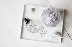 DIY Marble Tray - Nouvelle Daily