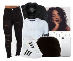 """""""Winter lookbook❄️✨"""" by eazybreezy305 on Polyvore featuring Proenza Schouler, Diane Von Furstenberg, Charlotte Russe, adidas, Winter, 2016 and winterstyle"""
