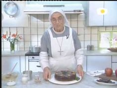 Hermana Bernarda Tarta sacher Galletas de manteca y almendras - YouTube