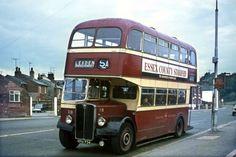 Colchester AEC Regent WPU734 Bus Photo | eBay