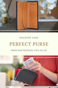 Find Your Perfect Purse with Whitehouse Cox Fashion Articles, Fashion Advice, Discover Yourself, Finding Yourself, Elegant Lady, Your Perfect, Luxury Handbags, Leather Purses, Waiting