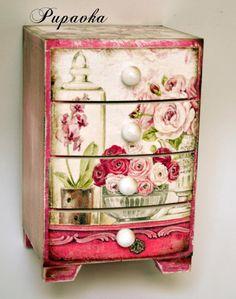 Dekorácie - Maison de fleurs - 3705030
