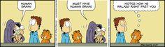 Garfield by Jim Davis for Oct 27, 2017   Read Comic Strips at GoComics.com