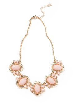 Complete your Valentines Day look with this statement necklace! #MorningLavender #ValentinesDay